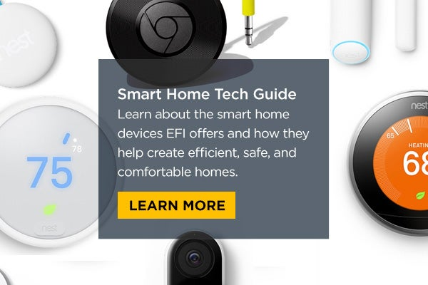 smart home tech guide