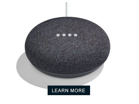 Shop Google Home Mini Smart Speaker